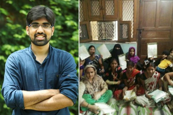 Ankit and the assisted families