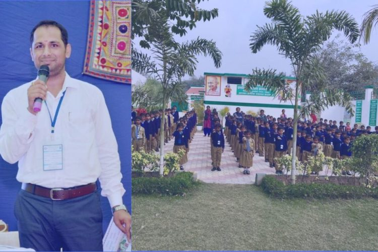 Government School in Uttar Pradesh India