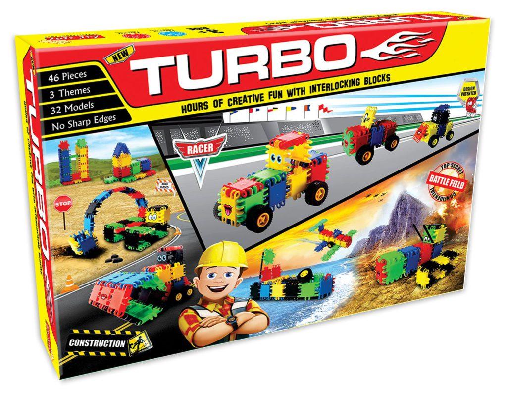 Turbo Car Blocks