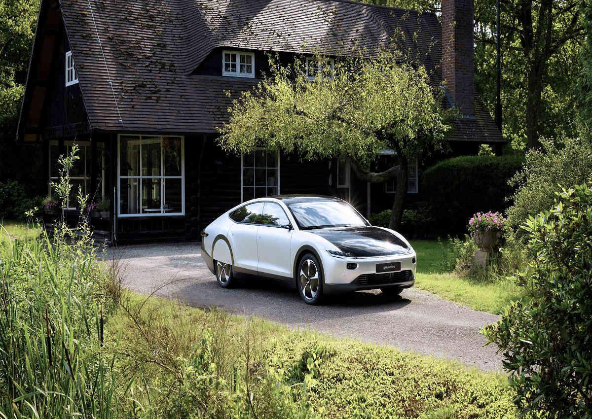 The Solar Car