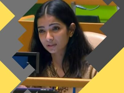 Sneha Dubey: The IFS Officer, India's First Secretary to UN and a Proud Woman