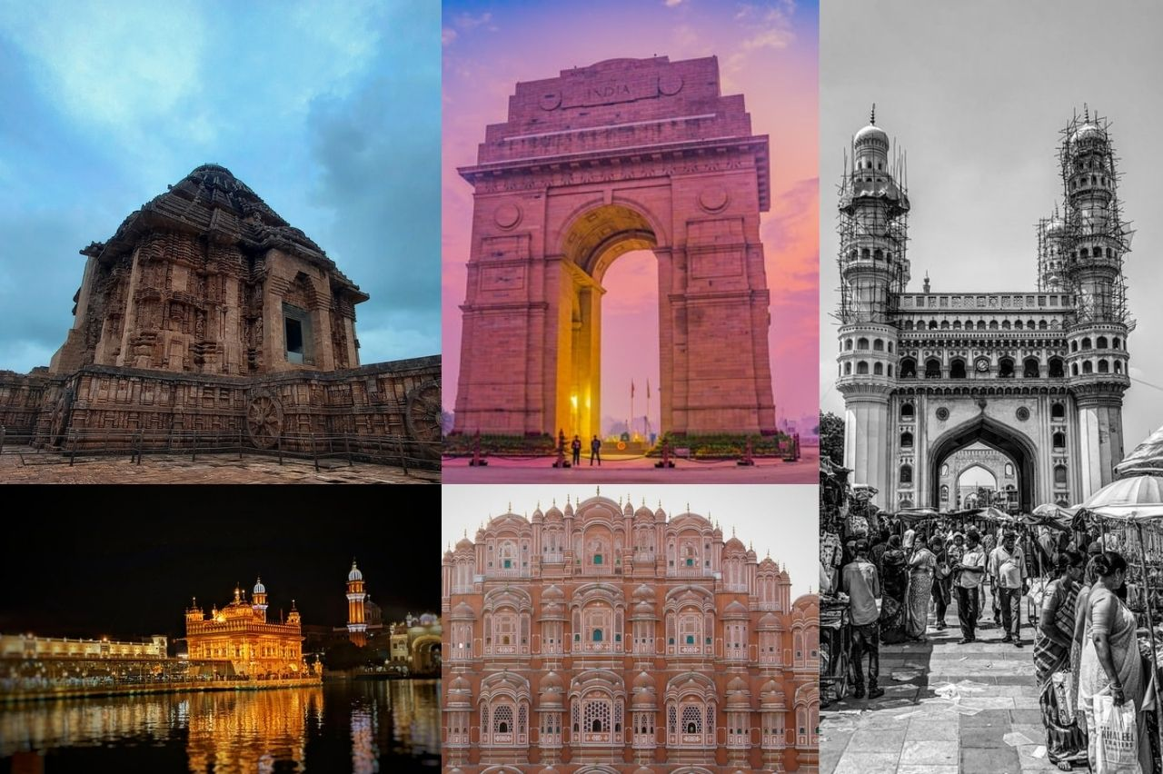 Top Monuments in India