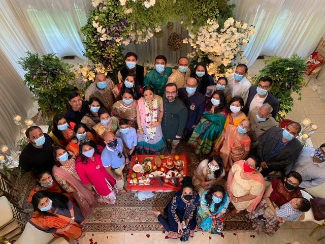 Indian Lockdown Wedding
