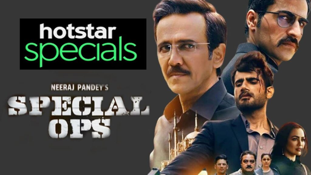 Special OPs Web Series
